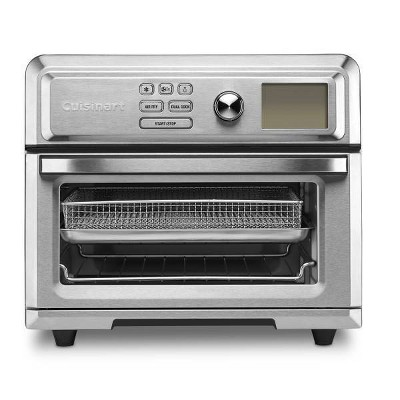 Cuisinart Digital AirFryer Toaster Oven - Stainless Steel - TOA-65TG