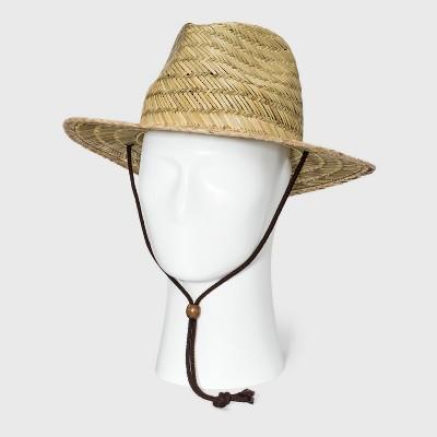 a8e06a0d75c Men s Rush Straw Cowboy Hat - Goodfellow   Co™ Light Brown ...