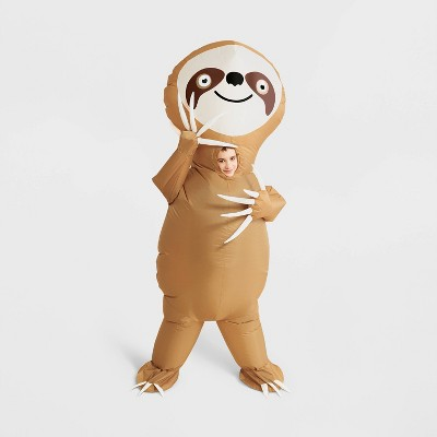 Kids' Inflatable Sloth Halloween Costume One Size - Hyde & EEK! Boutique™