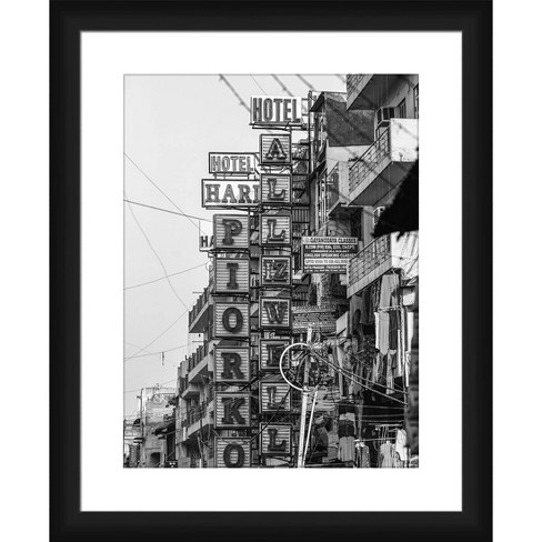 Giclee A Place To Stay Framed - PTM Images - image 1 of 2