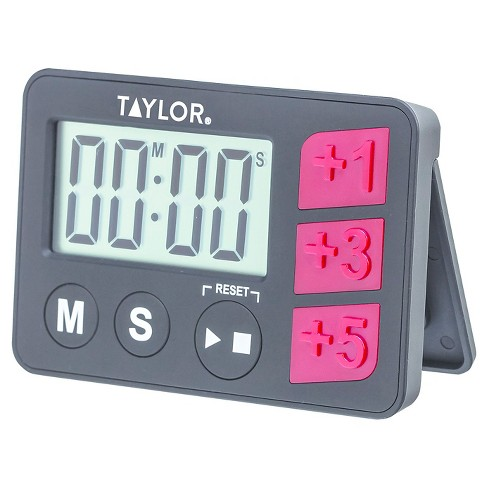 taylor just another minute digital timer target