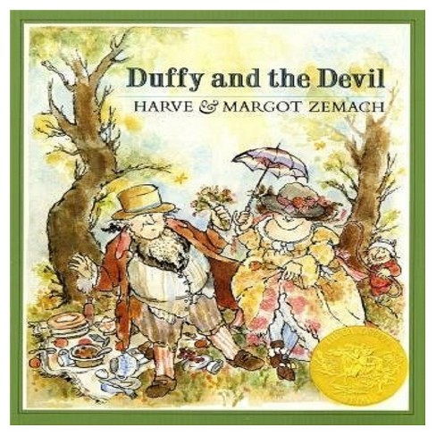 Duffy and the Devil (Paperback) by Harve Zemach, Margot Zemach - image 1 of 1