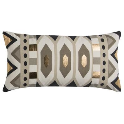 Geometric Throw Pillow - Rachel Kate