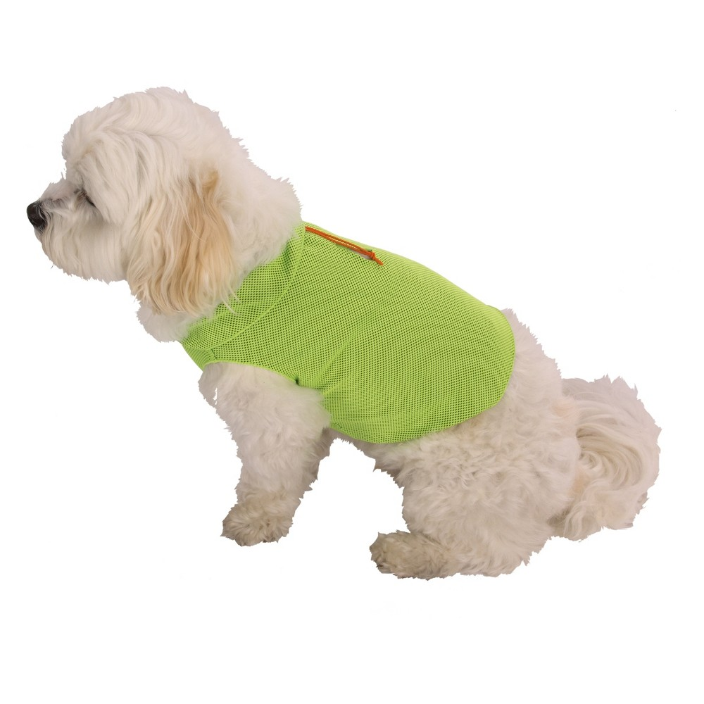 Ultra Paws Dog Apparel - Lime - XS, Green
