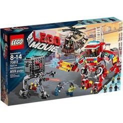 The LEGO Movie Rescue Reinforcements Set #70813