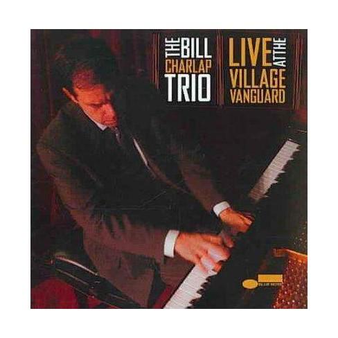 Bill Charlap - Live at The Village Vanguard (CD) - image 1 of 1