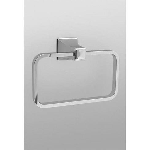 Toto YR301 Traditional B Rectangular Towel Ring - image 1 of 1