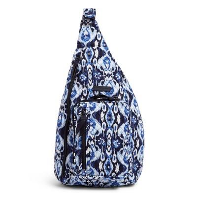 Vera Bradley Women's Cotton Sling Backpack