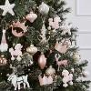 2ct Starfish Christmas Ornament Set White and Silver - Wondershop™ - image 2 of 2