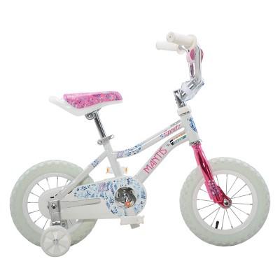 """Mantis 12"""" Kids' Bike - White"""