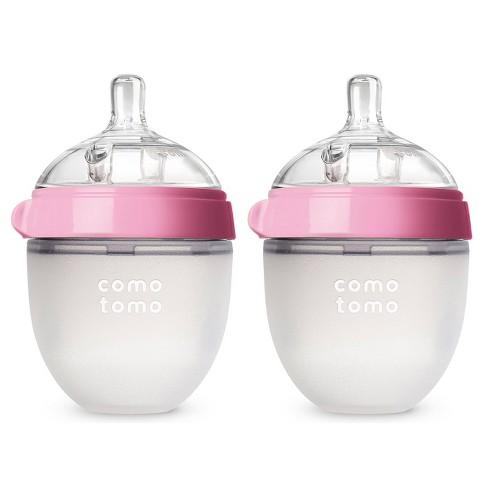 Comotomo Silicone Bottle 5oz (2pk) - image 1 of 4