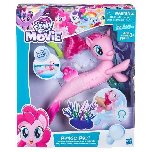 My Little Pony The Movie Pinkie Pie Swimming Seapony Target