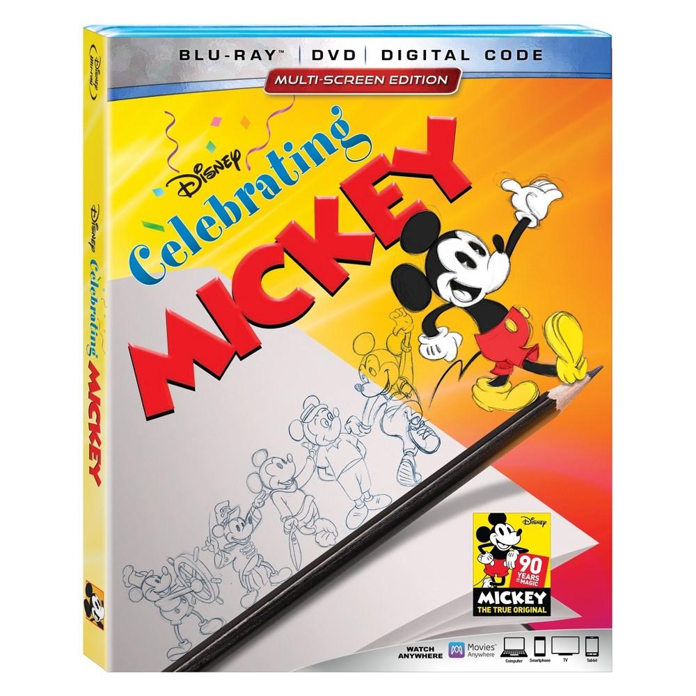 Celebrating Mickey (Blu-Ray)