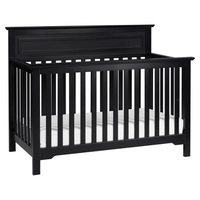 DaVinci Autumn 4-in-1 Convertible Crib - Black