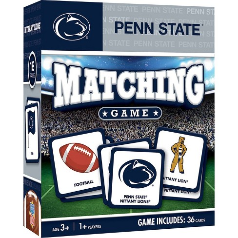 NCAA Penn State Nittany Lions Matching Game - image 1 of 2