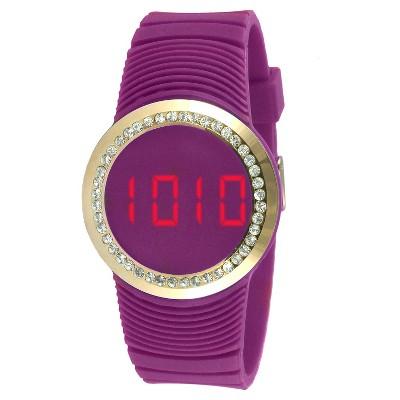 TKO® Candy II Rubber Strap Watch