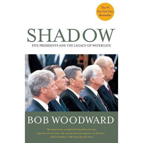 Shadow - by  Bob Woodward (Paperback) - image 1 of 1