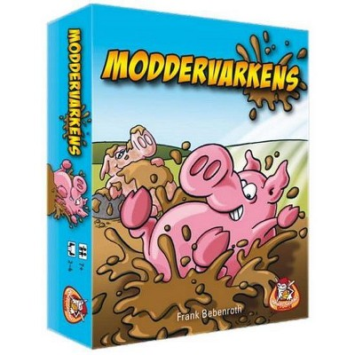 Moddervarkens (Dutch Edition) Board Game