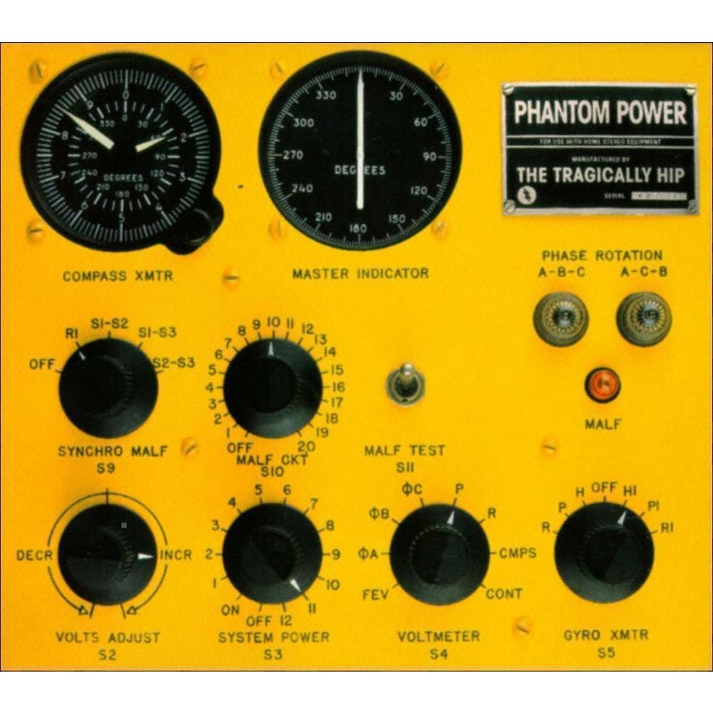 Tragically Hip - Phantom Power (CD)