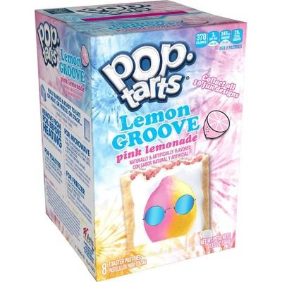 Pop-tarts Lemon Groove 8ct SEASONAL