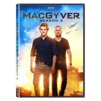 Macgyver Season 2 (DVD)