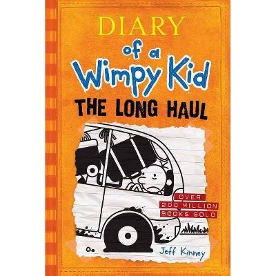 Wimpy Kid Long Haul - by Jeff Kinney (Hardcover)