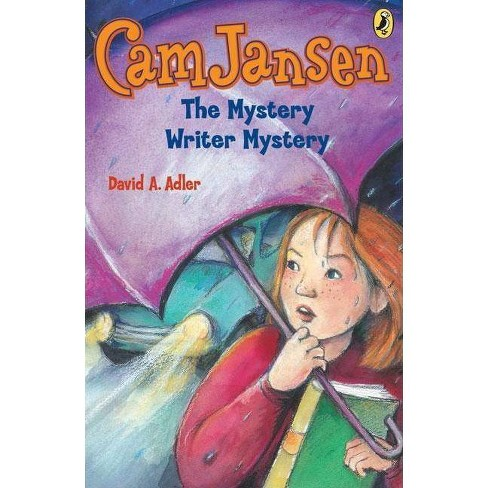 CAM Jansen: CAM Jansen and the Mystery Writer Mystery #27 - (Cam Jansen) by  David A Adler (Paperback) - image 1 of 1