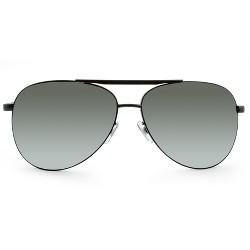 Original Use™ Men's Aviator Sunglasses - Matte Black