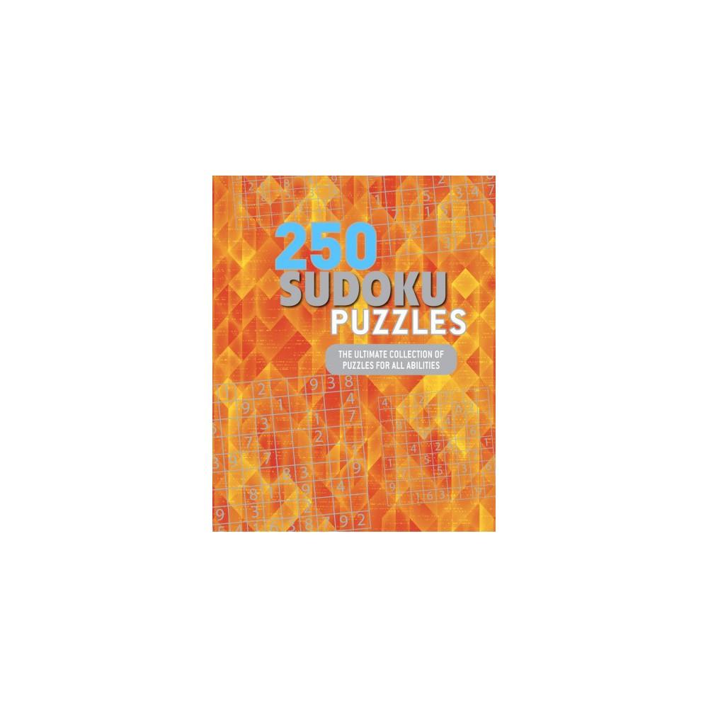 250 Sudoku Puzzles (Paperback)