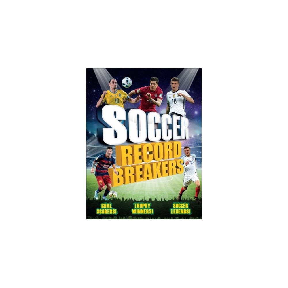 Soccer Record Breakers (Paperback) (Clive Gifford)