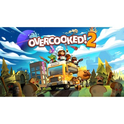 Overcooked! 2 - Nintendo Switch (Digital)