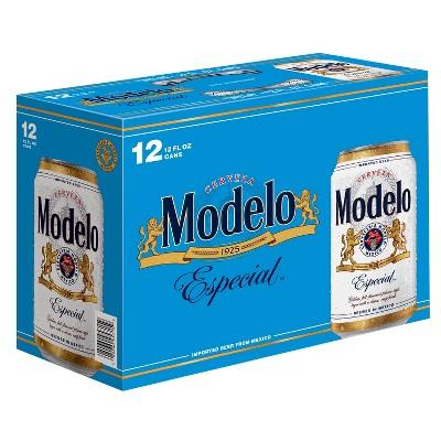 Modelo® Especial Beer - 12pk / 12 fl oz Cans