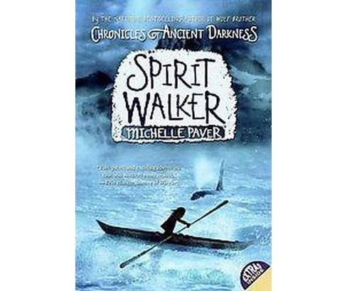 Spirit Walker (Reprint) (Paperback) (Michelle Paver) - image 1 of 1