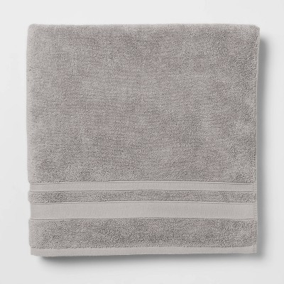 Performance Bath Sheet Gray - Threshold™