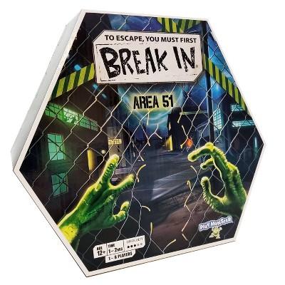 Playmonster Break In: Area 51 Game