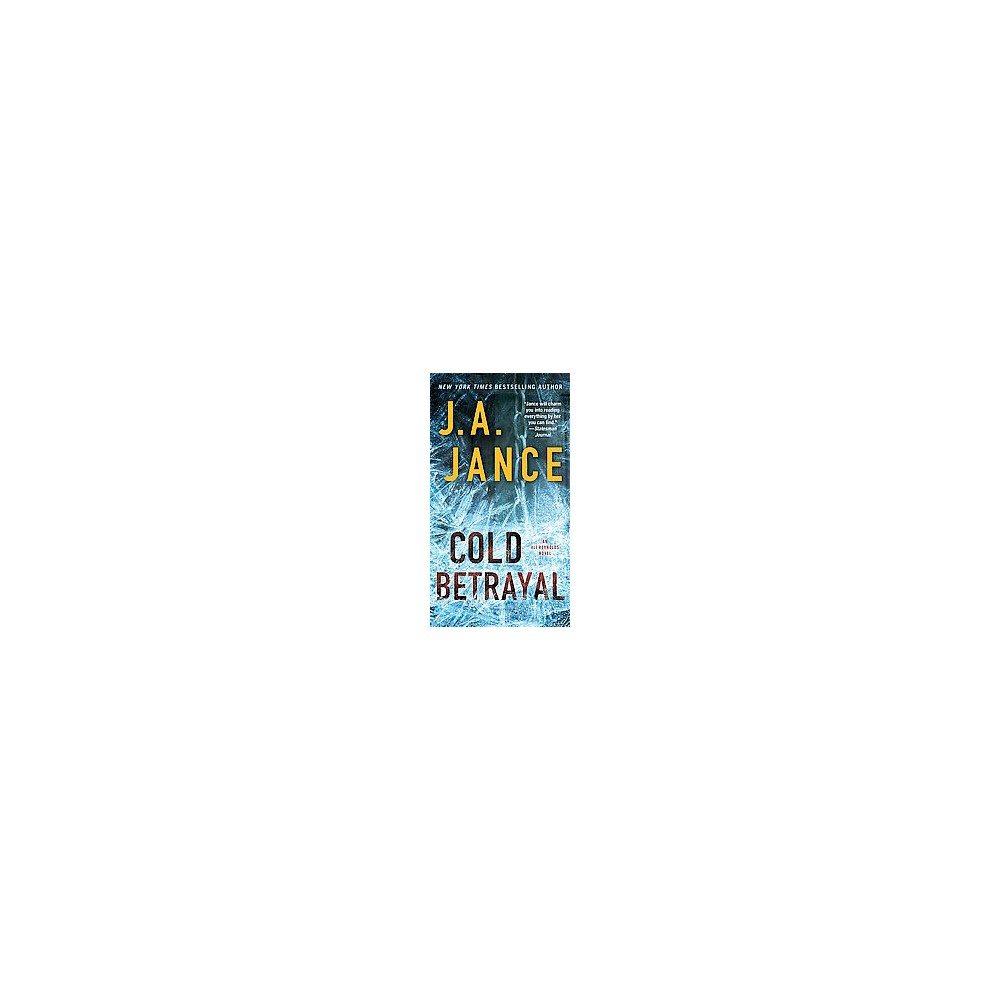 Cold Betrayal (Reissue) (Paperback) (Judith A. Jance)