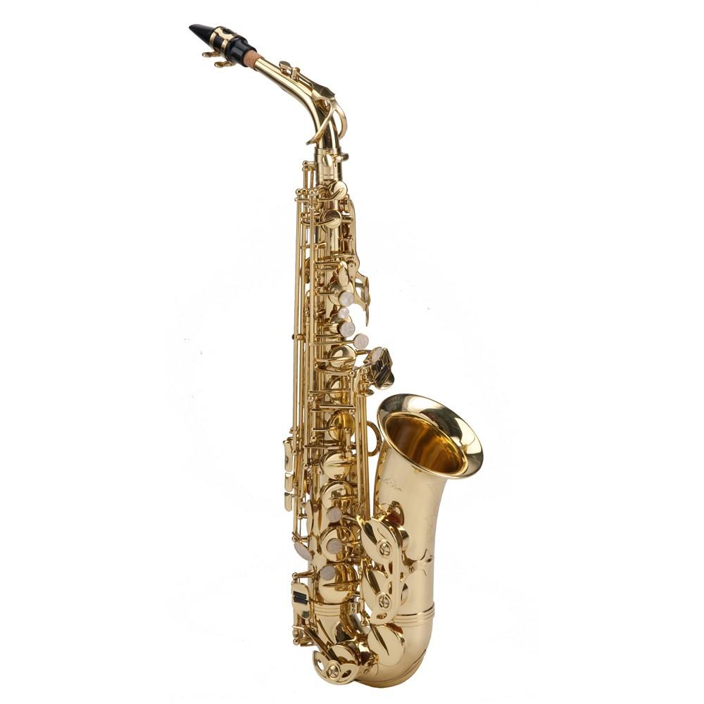 Le'Var - LV100 Student Alto Saxophone, Brass