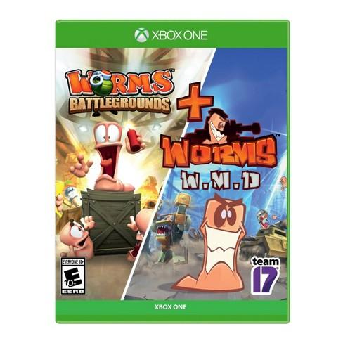 Worms: Battleground + Worms: W. M. D. - Xbox One - image 1 of 4