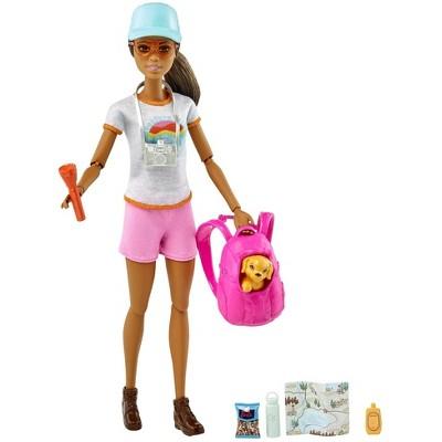 Barbie Hiking Doll