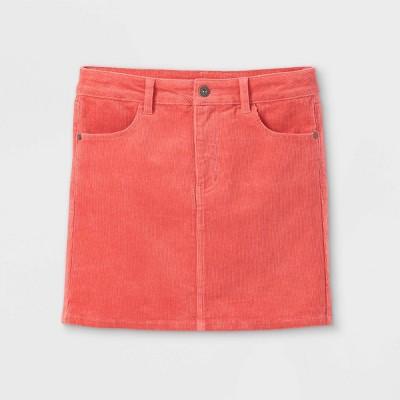 Girls' Corduroy Skirt - art class™
