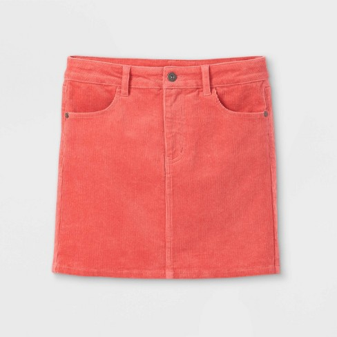 Girls' Corduroy Skirt - art class™ - image 1 of 2