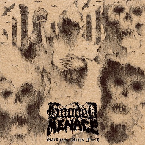 Hooded menace - Darkness drips forth (Vinyl) - image 1 of 1