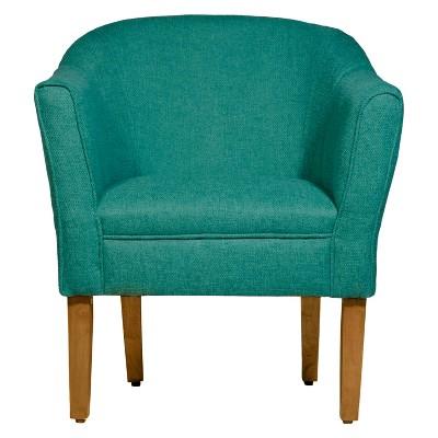 Modern Barrel Accent Chair - HomePop