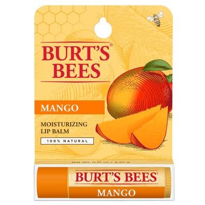 Burt's Bees Lip Balm Blister Box - Mango - 0.15 oz
