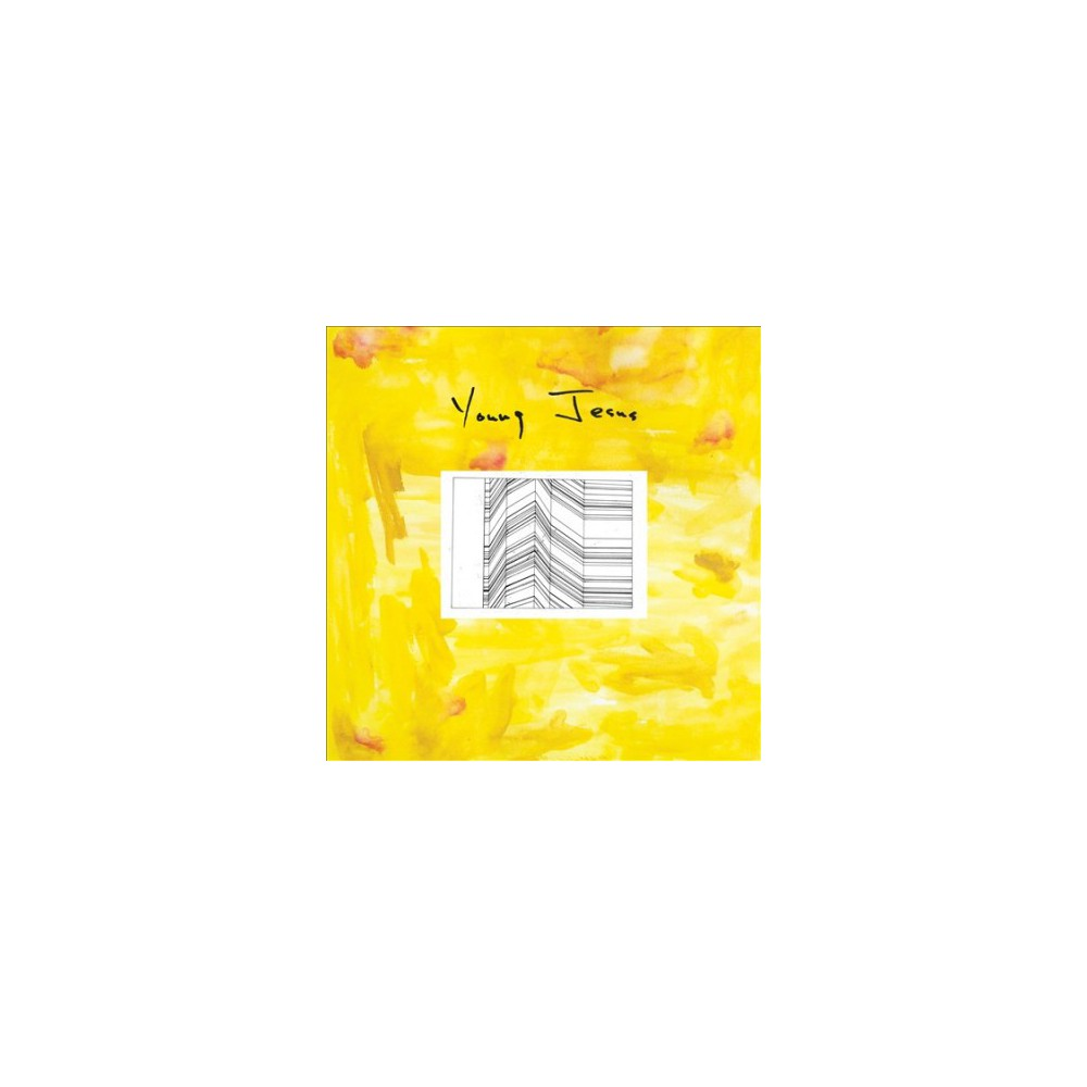 Young Jesus - Whole Thing Is Just There (CD)
