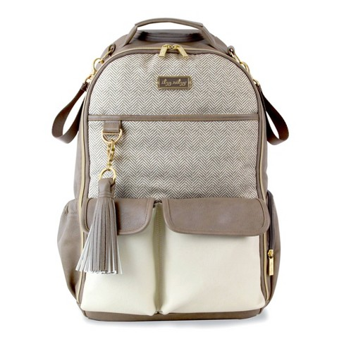 Itzy Ritzy Boss Backpack Diaper Bag - image 1 of 4