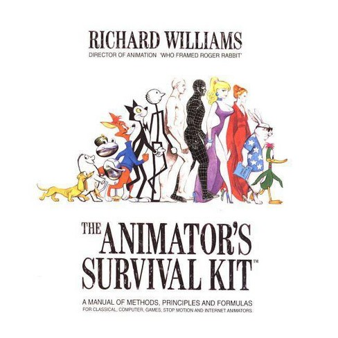 The Animator's Survival Kit - by  Richard Williams (Paperback) - image 1 of 1