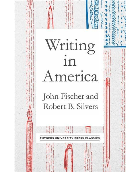 Writing in America -  (Paperback) - image 1 of 1