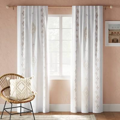 Amira Printed Blackout Curtain Panel - Opalhouse™