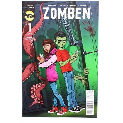 Titan Books Zomben #1 Comic Book